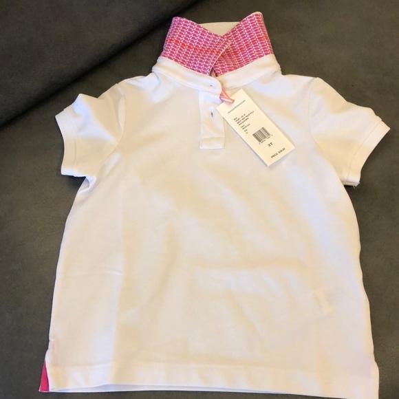 2e84b6ea Vineyard Vines Shirts & Tops | Nwt Girls Polo 3t | Poshmark